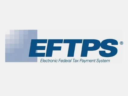 Electronic Federal Tax Payment System® Tax Payment Service (EFTPS)