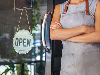 Small Business Products Online Ordering